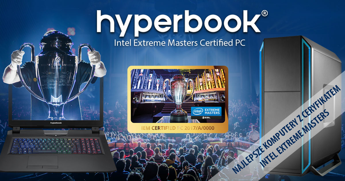 Intel Extreme Masters Certified PC