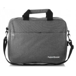 Torba Hyperbook Gray 15,6""