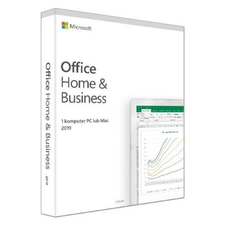 Microsoft Office 2019 Home and Business Win10/Mac