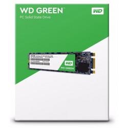 Western Digital SSD 120GB Green M.2 2280 (read/write 540/430MB/s)