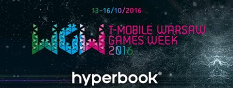 HYPERBOOK na Warsaw Games Week! 18