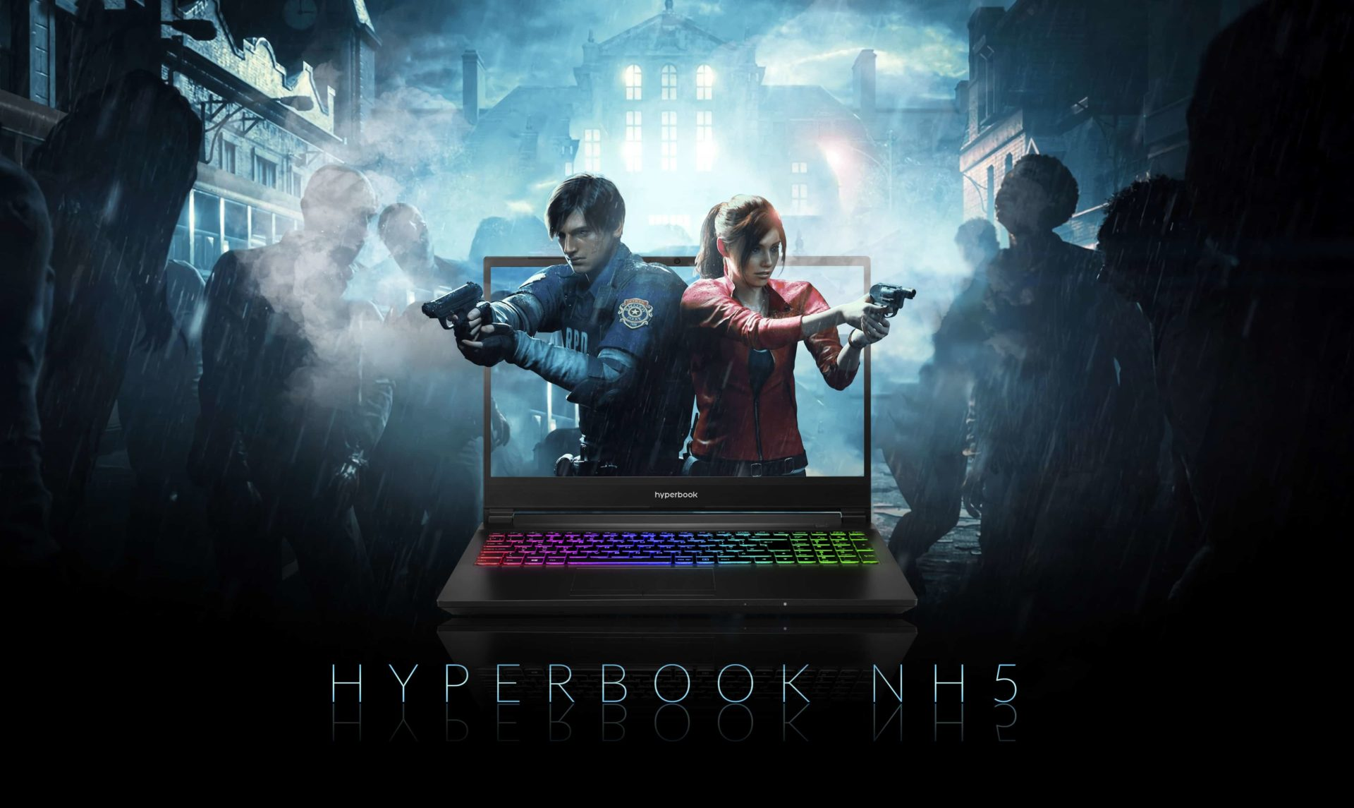 Hyperbook NH5 1