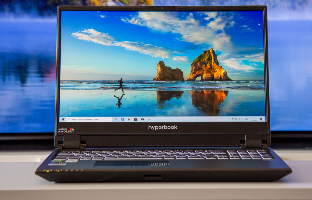 Hyperbook SL504 OLED – test gamingowego laptopa z ekranem AMOLED - MOBIMANIAK 5